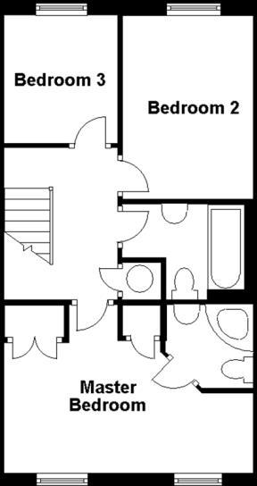 second floor, floor