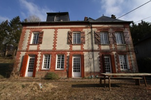 Detached property for sale in Normandy, Seine-Maritime...