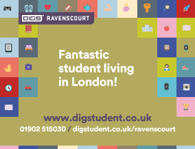 Get brand editions for DIGS Student, London