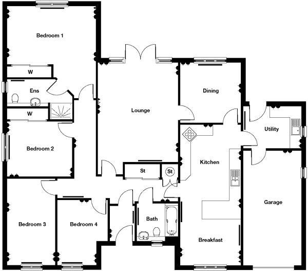 Murray Floor Plan