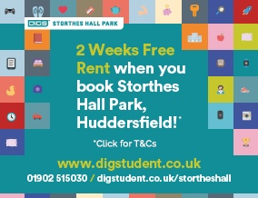 Get brand editions for DIGS Student, Huddersfield