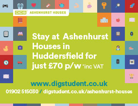 Get brand editions for DIGS Student, Huddersfield, West Yorkshire