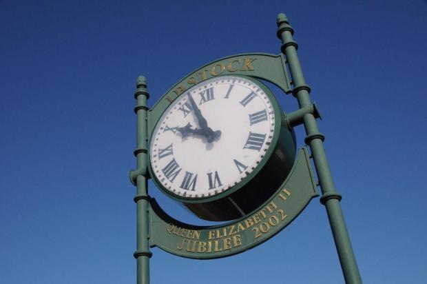 Jubilee Clock