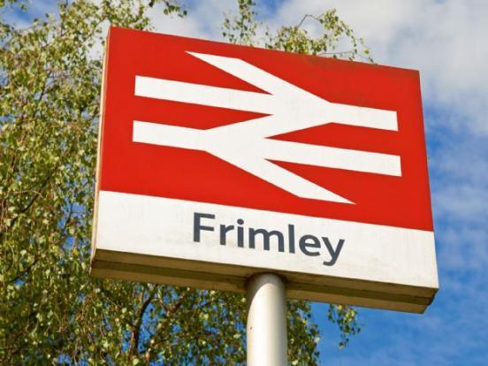 Frimley Station