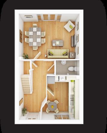 Taylor-Wimpey-CroftonG-3-bedroom-house-ground-floor-3D-floorplan