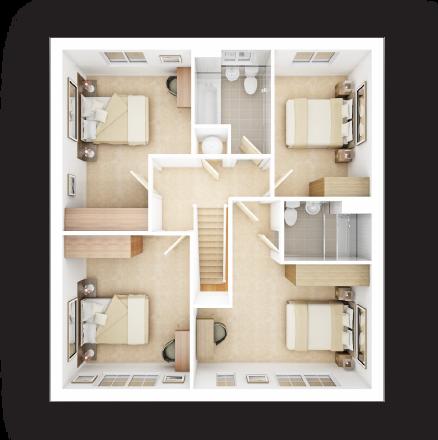 Taylor-Wimpey-Thornford-4-bedroom-house-first-floor-3D-floorplan
