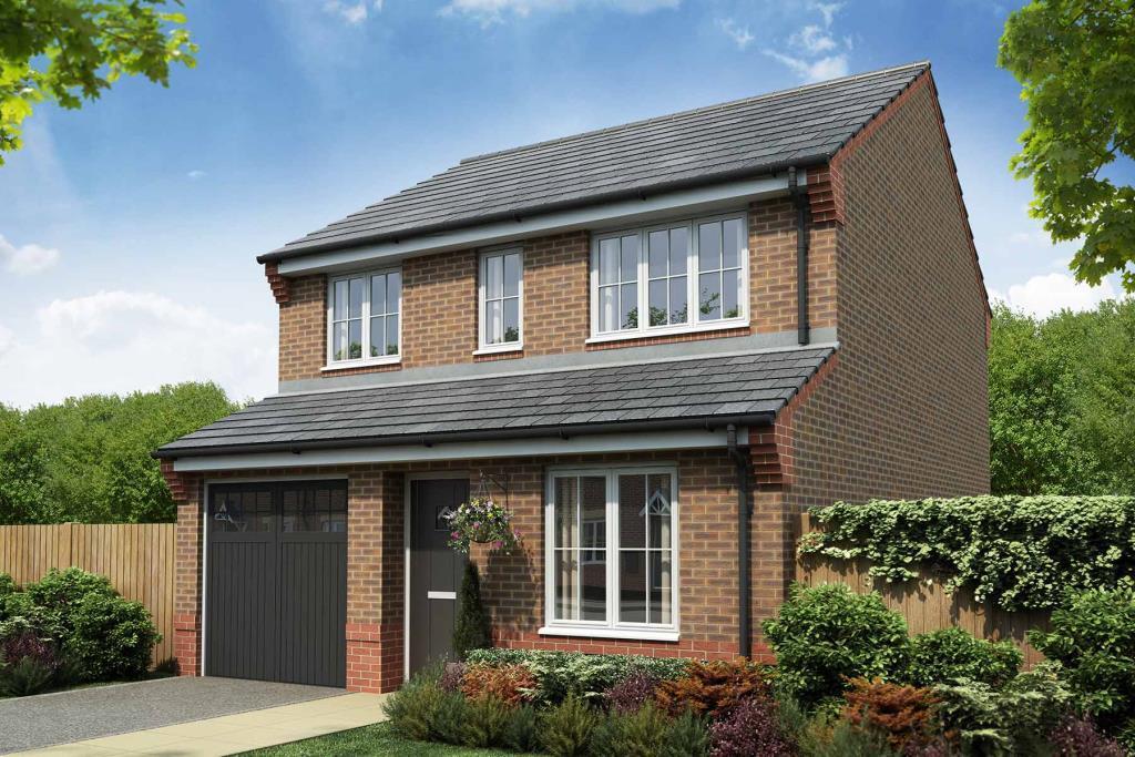 3 bedroom detached house for sale in hoyles lane fulwood