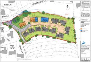 property for sale in DEVELOPMENT SITE FOR 20 DWELLINGS, HOBBACOTT LANE, MARHAMCHURCH EX23