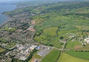 property for sale in DAWLISH, DEVON - SITE FOR 200 DWELLINGS AND A 64 BED CARE HOME