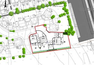 property for sale in DEVELOPMENT SITE FOR 3 DETACHED HOUSES, Bishops Lydeard, TA4
