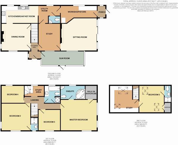 Floor Plan Existing