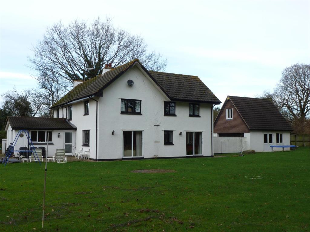 Existing House