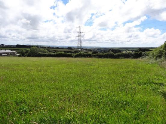 View across site