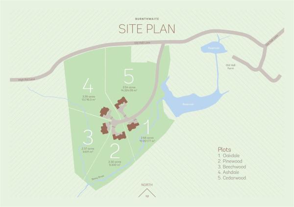 Burnthwaite Site Pla