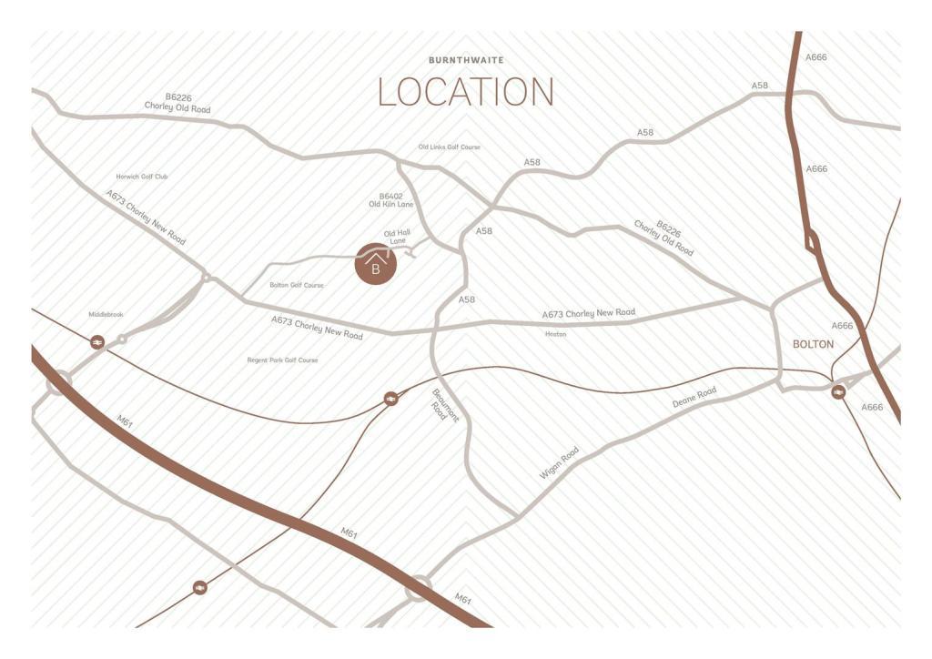 Burnthwaite Location