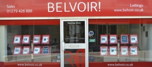 Belvoir, Harlow Salesbranch details