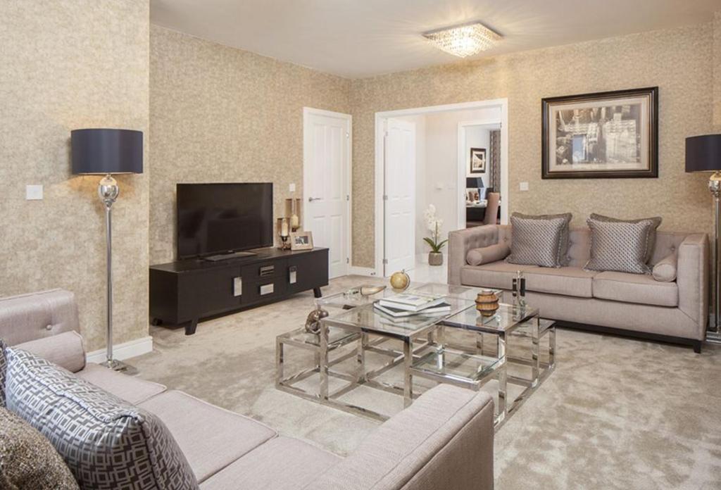 Similar David Wilson Show Home Lounge