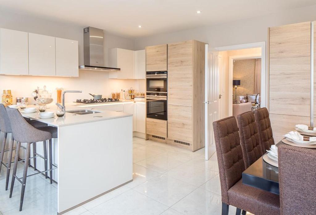 Oakwell Grange Show Home Kitchen