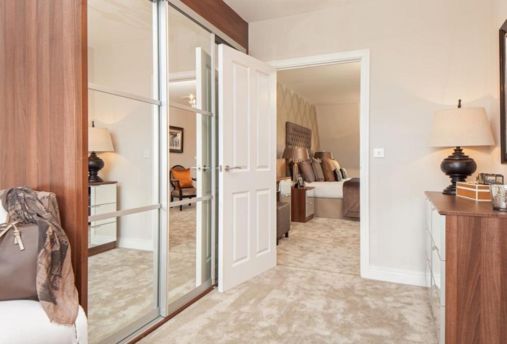 Oakwell Grange Show Home Dressing Room
