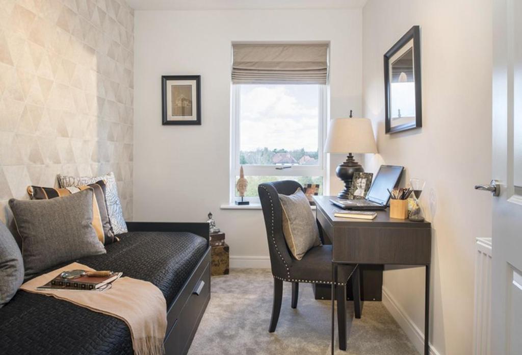 Oakwell Grange Show Home Study