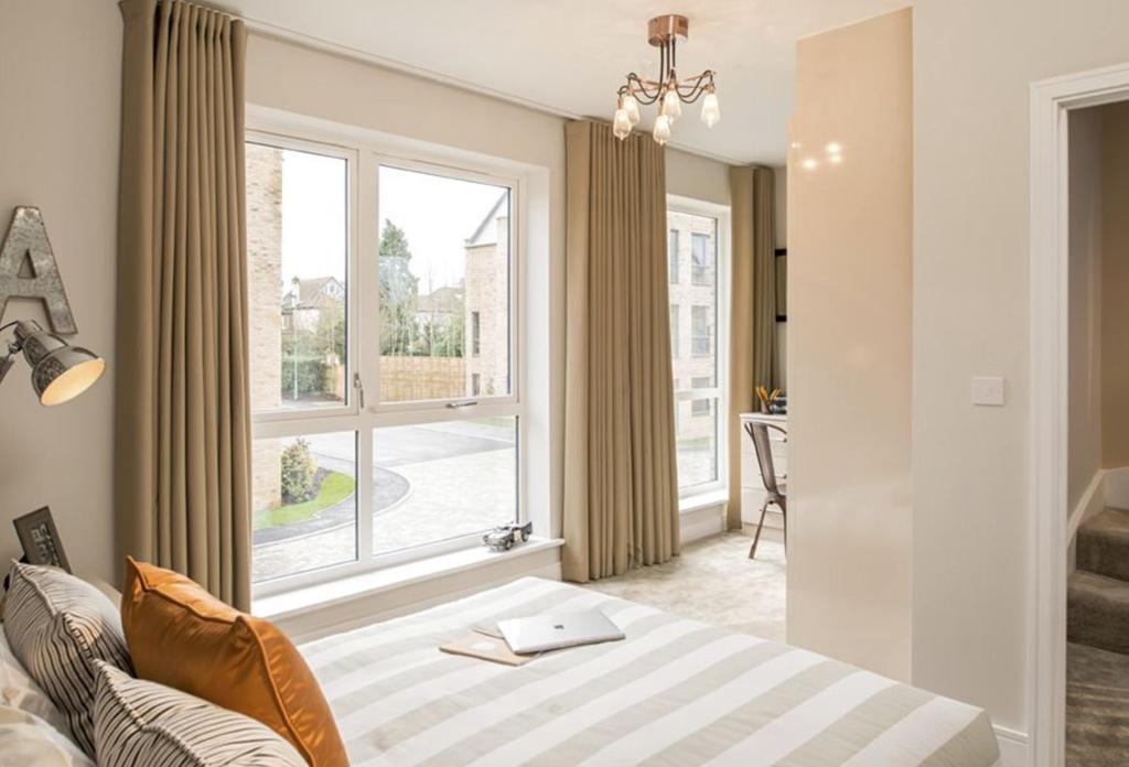 Oakwell Grange Show Home Bedroom