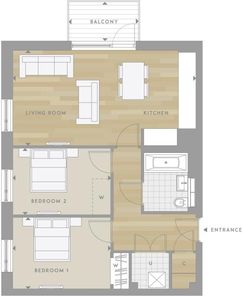 A702 Floorplan