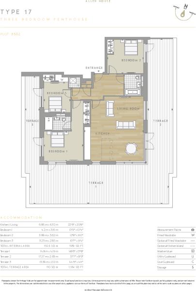 Floorplan B502