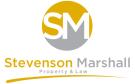Stevenson & Marshall, Dunfermline branch logo