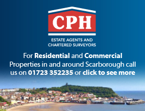 Get brand editions for CPH Property Services, Scarborough - Lettings