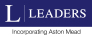 Leaders incorporating Aston Mead, Sunningdale logo