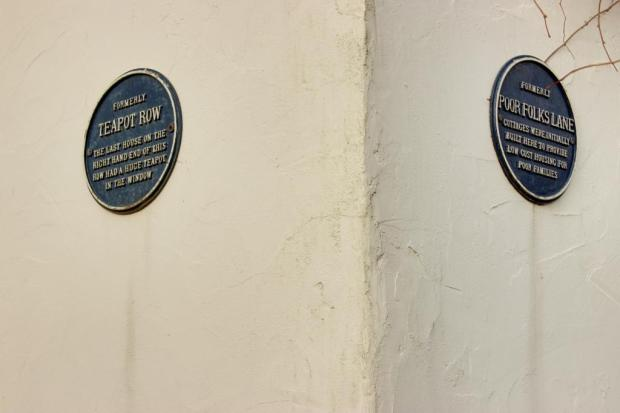 Historical Plaques