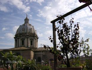 Penthouse in Lazio, Rome, Roma