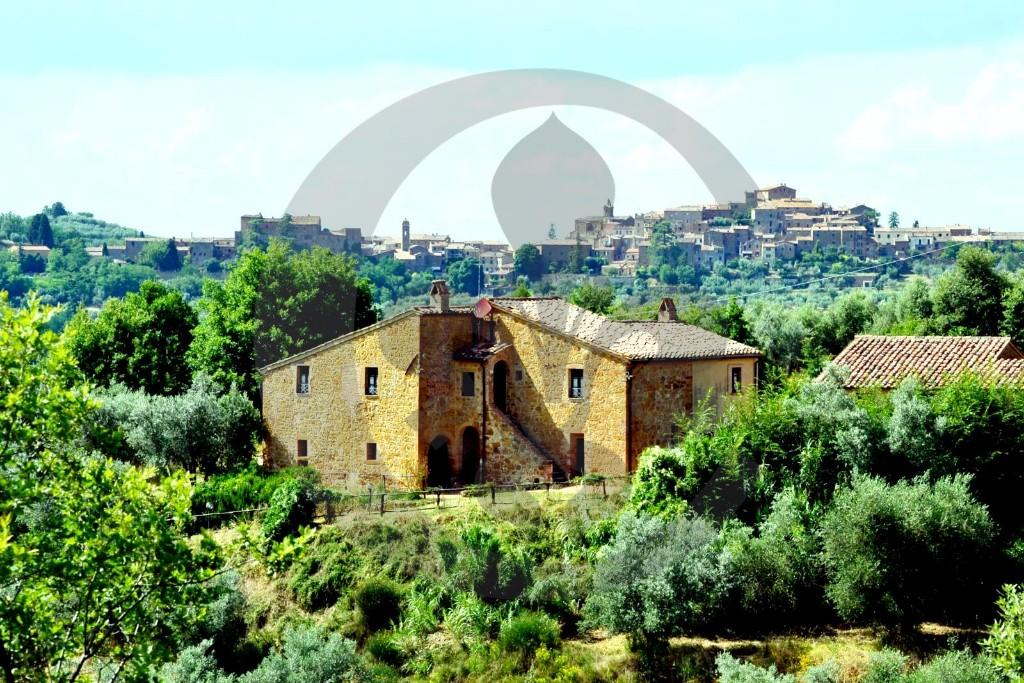 Farm House for sale in Trequanda, Siena, Tuscany