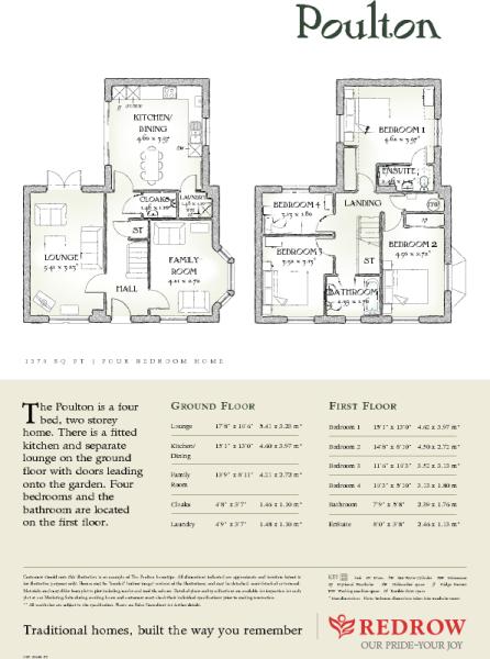 Poulton Floorplan