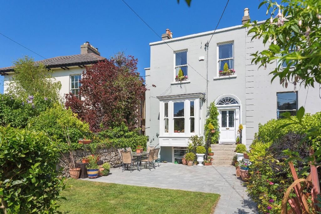 4 bed semi detached home for sale in Dalkey, Dublin