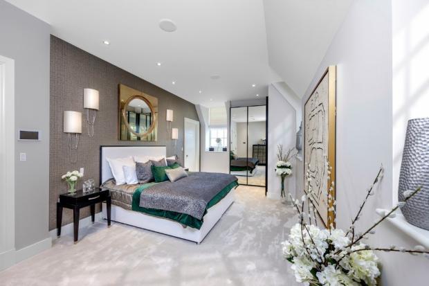 Maaster Bedroom Imag