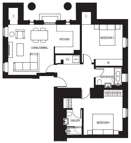 Apartment 60