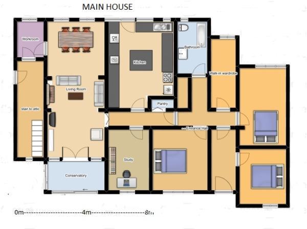 Main House