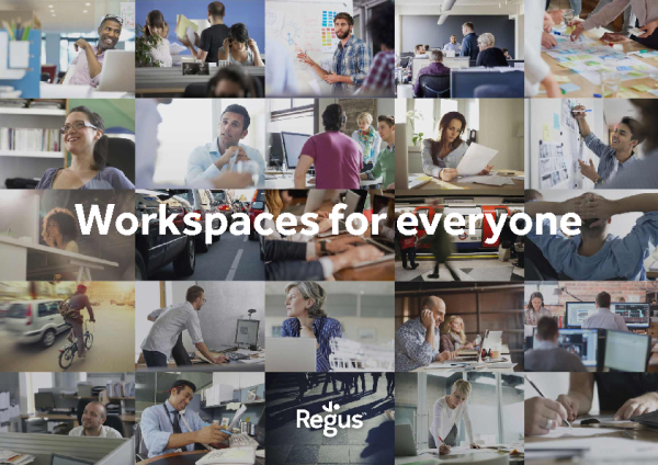 Welcome to Regus!