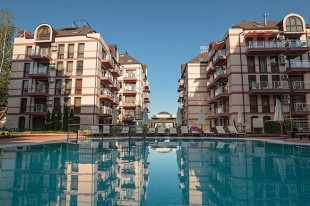 new Studio flat for sale in Burgas, Sunny Beach