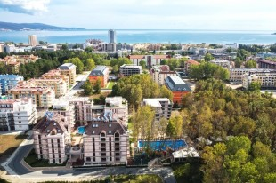 1 bedroom new Apartment for sale in Burgas, Sunny Beach