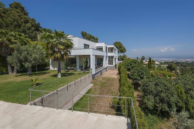 House with views