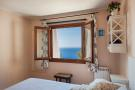 Bed room sea view