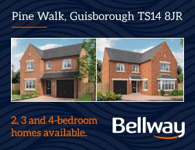 Get brand editions for Bellway Homes Ltd, Pine Walk