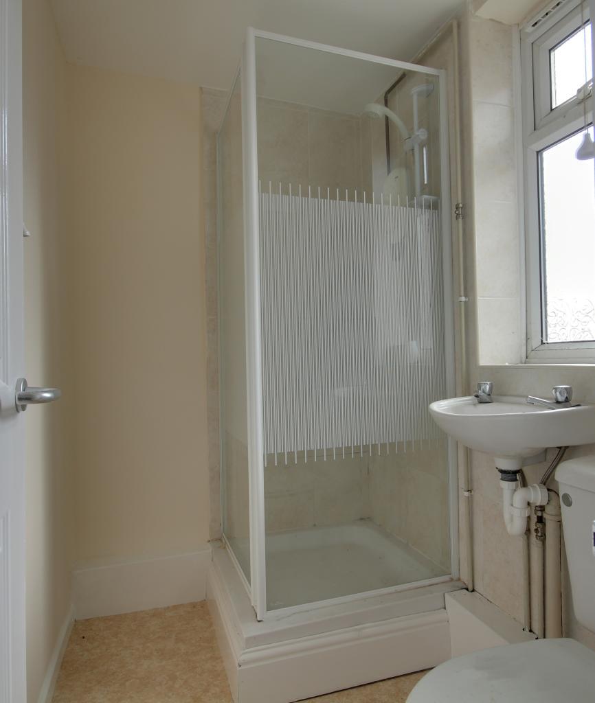 Bathroom in first floor flat