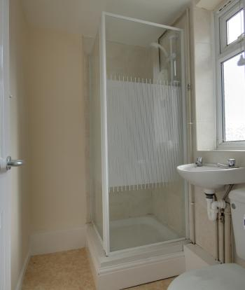 Bathroom in first floor flat
