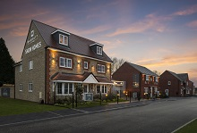 Barratt Homes, Meadow View