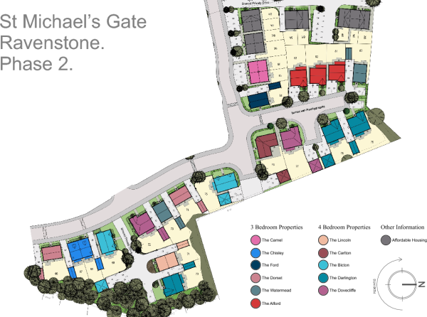 2ND PHASE SITE PLAN