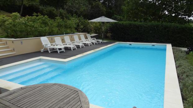 10m x 4 m Pool