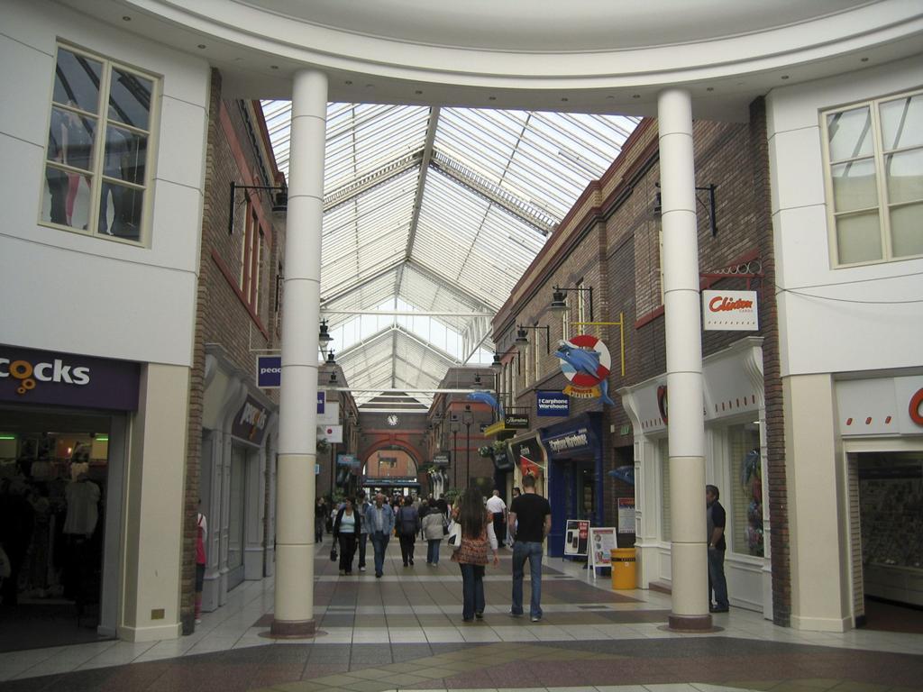 Greenoaks Shopping Centre, Widnes